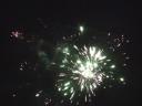 Seara a culminat cu focuri de artificii