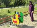 Alături de copii se bucură și buneii…