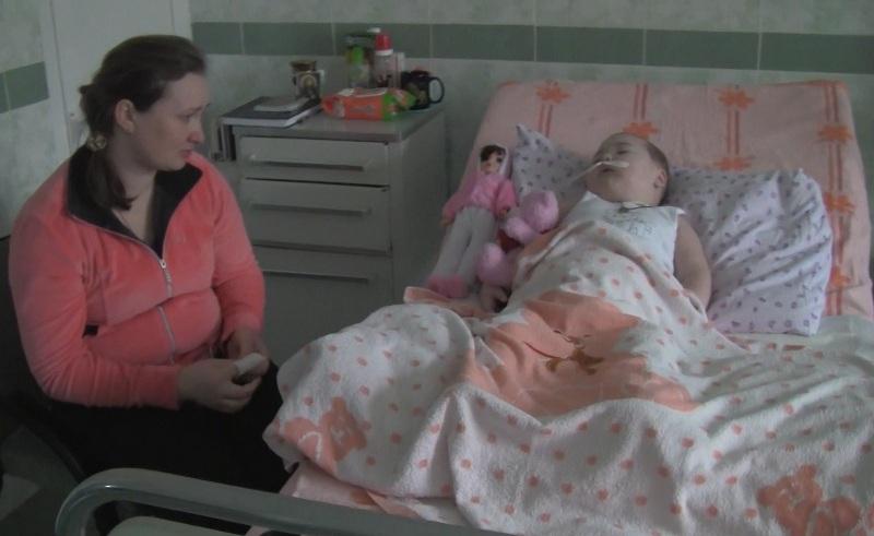Viața Anastasiei atârnă de un fir de ață... Împreună o putem ajuta!